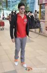 Varun Dhawan Return From 'Delhi Charity Match' Pic 2