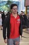 Varun Dhawan Return From 'Delhi Charity Match' Pic 1
