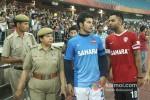 Varun Dhawan And Virat Kohli Play Football