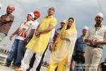 Veena Malik snapped at Gurudwara Pic 7