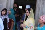Veena Malik snapped at Gurudwara Pic 13