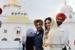 Veena Malik snapped at Gurudwara Pic 9