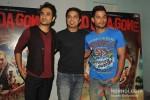 Vir Das, Anand Tiwari And Kunal Khemu At 'Go Goa Gone' Movie Promotion in Mumbai