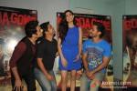 Vir Das, Anand Tiwari, Puja Gupta And Kunal Khemu At 'Go Goa Gone' Movie Promotion in Mumbai Pic 3