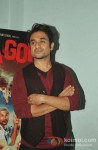 Vir Das At 'Go Goa Gone' Movie Promotion in Mumbai Pic 1