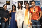 "Vishal Bharadwaj, Ekta Kapoor, Kalki Koechlin, Huma Qureshi And Emraan Hashmi At ""Ek Thi Daayan"" Movie press conference in New Delhi"