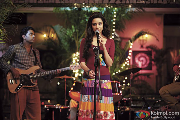 Shraddha Kapoor in a still from Aashiqui 2 Movie