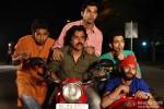 Aarya Kumar, Manu Rishi, Raj Kumar Yadav, Dhruv Ganesh and Anshuman Jha in Boyss Toh Boyss Hain Movie Stills