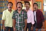 Aarya Kumar, Manu Rishi, Raj Kumar Yadav and Dhruv Ganesh in Boyss Toh Boyss Hain Movie Stills