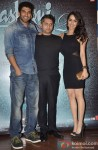 Aditya Roy Kapur, Mohit Suri and Shraddha Kapoor at 'Aashiqui 2' Success Bash