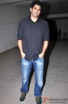 Aditya Roy Kapur at 'Gippi' special screening