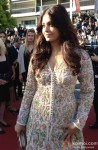Aishwarya Rai Bachchan at Cannes Film Festival - Day 1 & 2 PIc 6