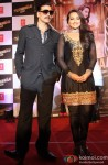 Akshay Kumar and Sonakshi Sinha at Trailer Launch of Once Upon A Time In Mumbaai Again