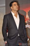 Akshay Kumar at music launch of 'Enemmy'