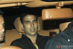 Akshay Kumar attends Karan Johar's Birthday Bash