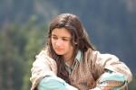 Alia Bhatt on the sets of Highway Pic 2