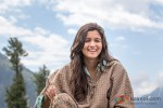 Alia Bhatt on the sets of Highway Pic 1