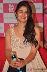 Alia Bhatt unveils Maybelline's new collections Pic 2