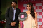 Alia Bhatt unveils Maybelline's new collections Pic 5