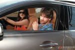 Ameesha Patel and Neil Nitin Mukesh in Shortcut Romeo Movie Stills Pic 3