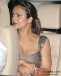 Amrita Arora attends Karan Johar's Birthday Bash