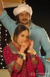 Angira Dhar and Arunoday Singh in Ek Bura Aadmi Movie Stills