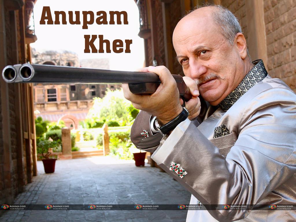 Anupam Kher Wallpaper