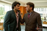 Arjun Kapoor and Jackie Shroff in Aurangzeb Movie Stills Pic 2