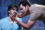 Arjun Kapoor and Prithviraj Sukumaran in Aurangzeb Movie Stills