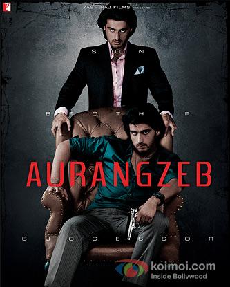 Arjun Kapoor in Aurangzeb Movie Poster