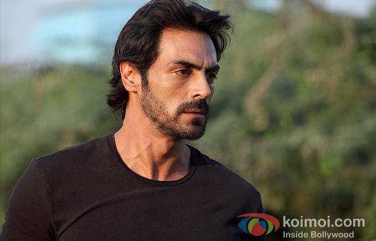 Arjun Rampal Frist Look In D-DAY Movie