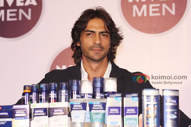 Arjun Rampal Unveils Nivea Men Range