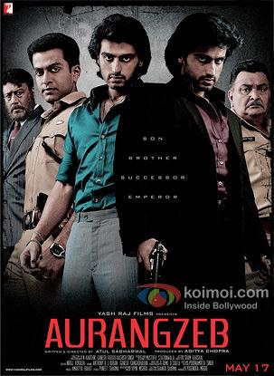 Aurangzeb Moive Poster
