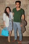 Avantika Malik Khan and Imran Khan watch 'Star Trek: Into Darkness'