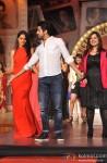 Ayushmann Khurrana walks the ramp at 'Silhouettes 2013 - Bollywood Bytes' Pic 3