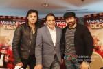 Bobby Deol, Dharmendra And Sunny Deol At Yamla Pagla Deewana Toronto Press Conference