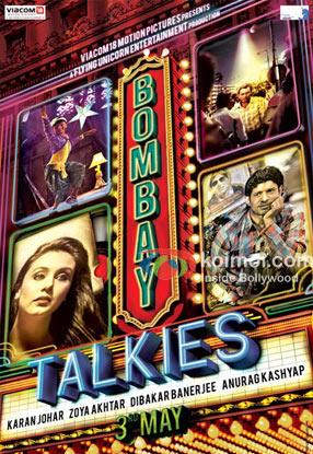 Bombay Talkies Movie Poster