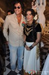 Chunky Pandey and Mahie Gill at the Mahurat of 'Gang Of Ghosts'