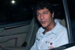Chunky Pandey attends Karan Johar's Birthday Bash