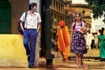 Dhanush and Sonam Kapoor in Raanjhanaa Movie Stills Pic 1