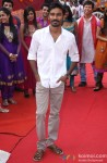 Dhanush launches film 'Raanjhanaa' Pic 1