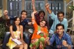 Dhruv Ganesh, Divya Dutta, Manu Rishi, Aarya Kumar and Raj Kumar Yadav in Boyss Toh Boyss Hain Movie Stills