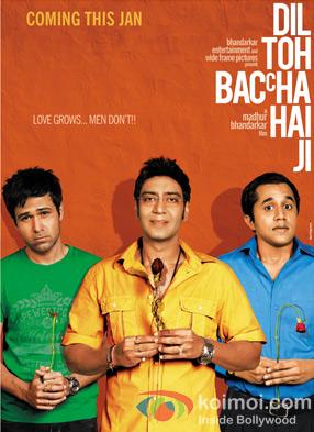 Dil Toh Bachcha Hai Ji Movie Poster