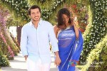 Divyendu Sharma And Ira Dubey on the sets of 'Zaalim Dilli'