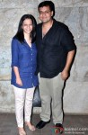 Ekta Malhotra and Karan Malhotra at 'Gippi' special screening