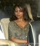 Gauri Khan attends Karan Johar's Birthday Bash