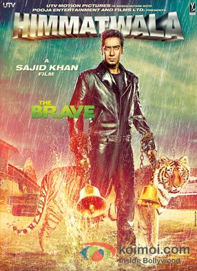 Himmatwala Movie Poster