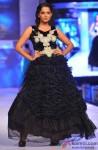 Hot Model walk the ramp at 'Rajasthan Fashion Week' 2013 Pic 10