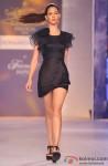 Hot Model walk the ramp at 'Rajasthan Fashion Week' 2013 Pic 5