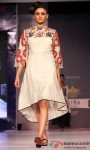 Hot Model walk the ramp at 'Rajasthan Fashion Week' 2013 Pic 6